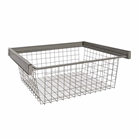 freedomRail Reveal Wire Basket