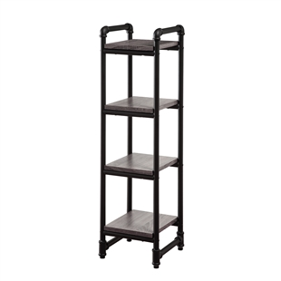 Manchester Industrial 4 Tier Shelf