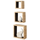 Cork Wall Cubes (Set of 3)