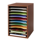 Vertical Desktop Sorter (11 compartments)