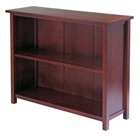 Milan 3-Tier Long Storage Shelf or Bookcase