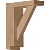 "Traditional Shelf Bracket 6.25""d"
