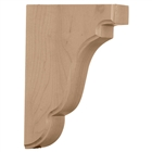 "Bedford Wood Bracket 5""d"