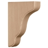 "Plymouth Wood Bracket 5.25""d"