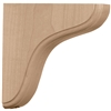 "Eaton Wood Bracket 5.5""d"