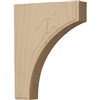 "Clarksville Wood Bracket 6""d"