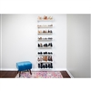 Organized Living freedomRail Adjustable 8 Shelf Unit