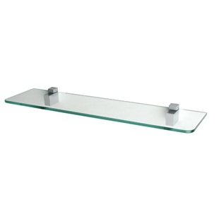 "6""d Standard glass shelf"