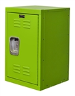 Mini kids locker in green