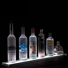 LED Bottle Shelf
