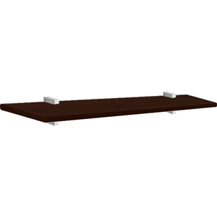 LITE wood shelf with cuadro bracket