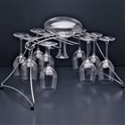Fusion 16 Stemware/Decanter Rack