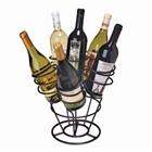 Bottle Bouquet with six bottle holders