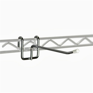 Wire Accessory Hook for Wire Shelving
