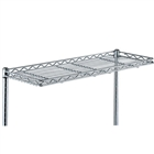 Cantilever Chrome Wire Shelving
