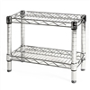 2 Shelf Custom Wire Shelving Kit