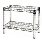 2-Shelf Custom Wire Shelving Kit