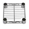 "SI Chrome Wire Shelf 8""d"