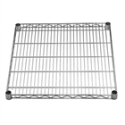 "SI Chrome Wire Shelf 24""d"