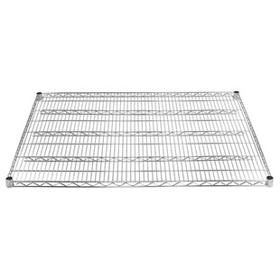 30 inch deep wire shelves