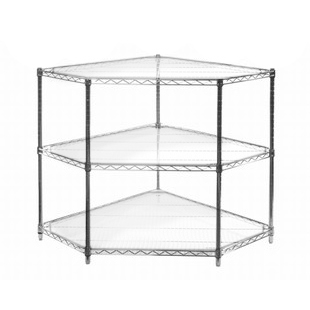 Clear Pentagon Shelf Liner
