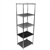 Chadko 12 inch Chrome Wire Shelf Liners