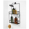 Cubiko Shower Caddy Black