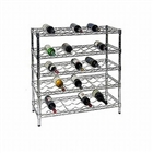 Wire Shelving Wine Rack Kits