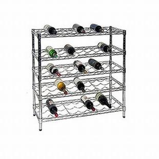 Wire Wine Racks   Wire Wine Rack The Shelving Store