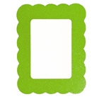 Lime Green Erase Board